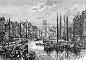 El puerto de Wellsinfor. No es el de Rotterdam. Ni por asomo. En serio.