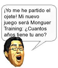 Monguer Training, pronto en _D